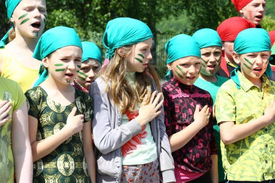 Харківська область - у лідерах з оздоровлення дітей
