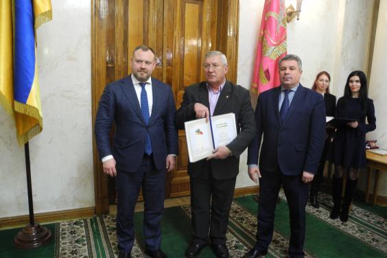 У ХОДА обговорили важливі питання соціального захисту чорнобильців