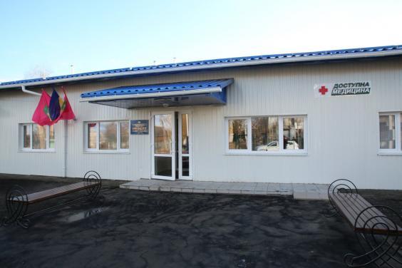 У Малій Рогані розпочала працювати новозбудована медична амбулаторія