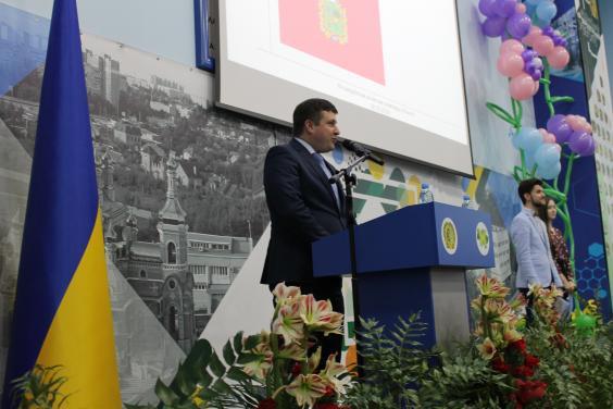 У Харкові стартувала Всеукраїнська учнівська олімпіада з біології
